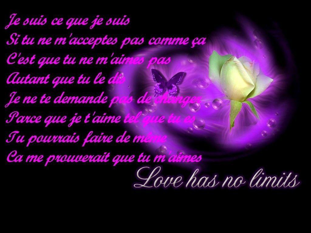 Messages D'amour En Francais